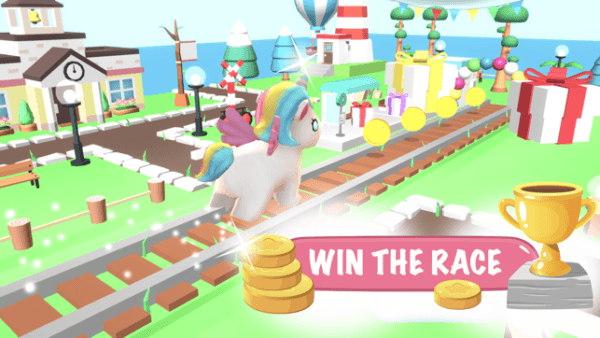 Unicorn Fun Running Games On The App Store