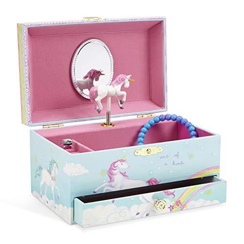 Unicorn Jewelry Box  Amazon Co Uk