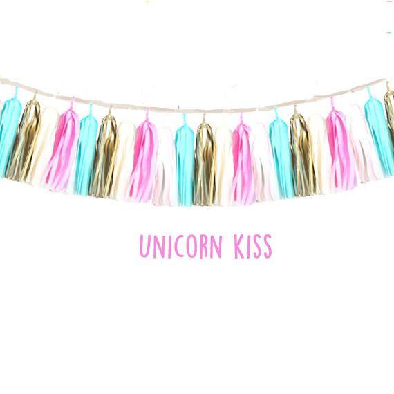 Unicorn Kisses Etsy