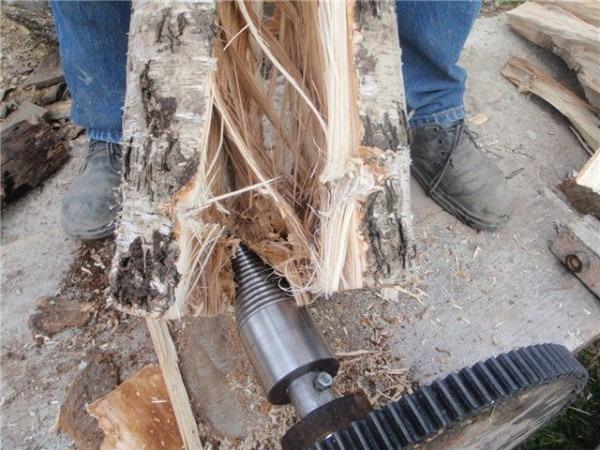Unicorn Log Splitter  7 Steps