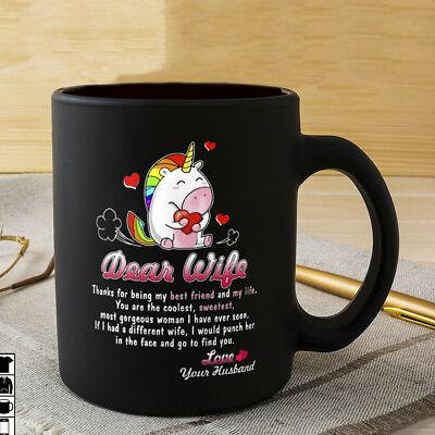 Unicorn Mug Love Your Mug Brand  Brand New Never Used  Spirit