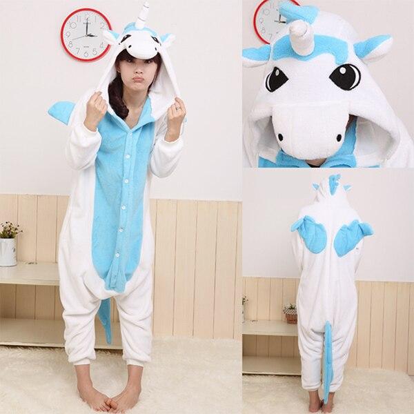 Unicorn Onesie  Anime Cosplay  Unicorn Costume  Adult Animal