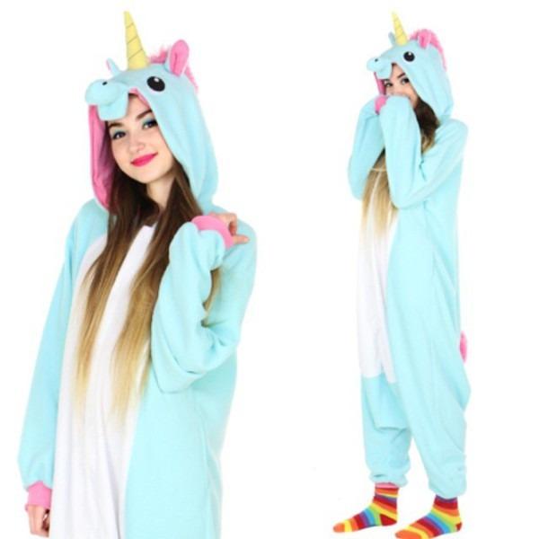 Unicorn Onesie (plus