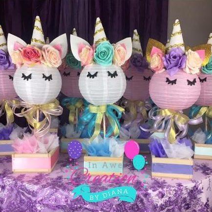 Unicorn Party Invitations, Ideas And More