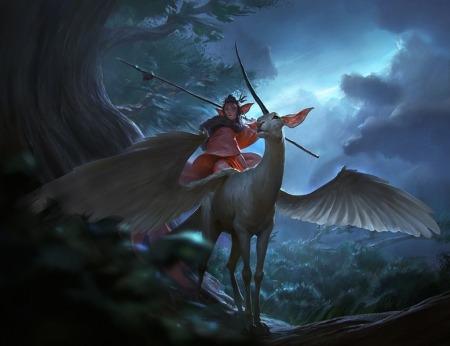 Unicorn Rider