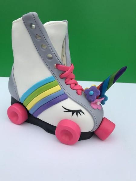 Unicorn Roller Skate