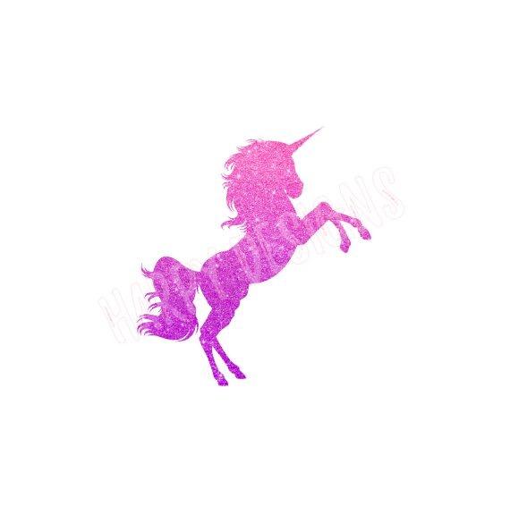 Unicorn Svg Unicorn Clipart Glitter Unicorn Png Svg Files