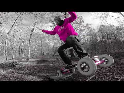 Unicorn We Are Legends – Electric Mountainboarding Ride In Paris
