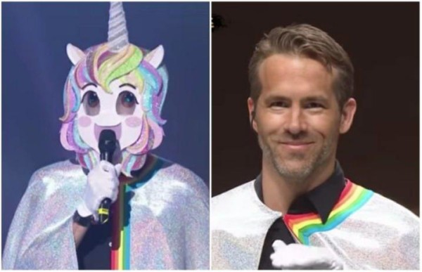 Watch Ryan Reynolds Sing On A South Korean Tv Show Disguised As A