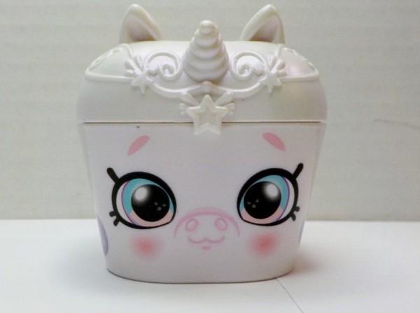 Wild Style Shopkins Unicorn Pet Pod S9 With Cupicorn