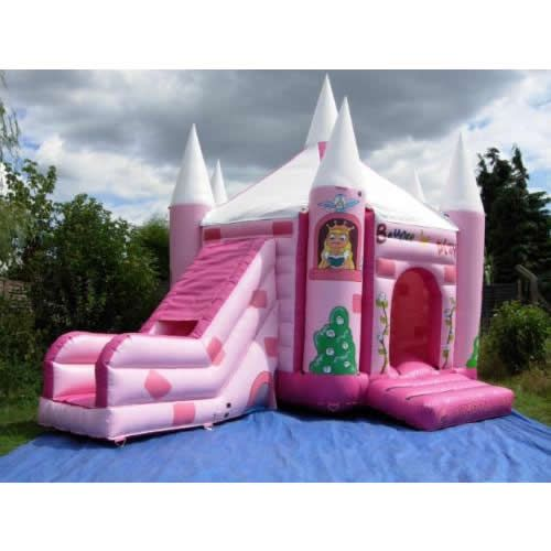 Your Own Bouncy Castle Complete With Unicorn
