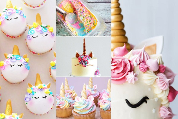 15 Magical Unicorn Cakes And Party Treats To Delight