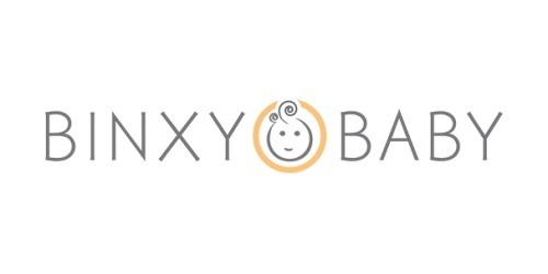 30  Off Binxy Baby Promo Code (+8 Top Offers) Jul 19 — Binxybaby Com