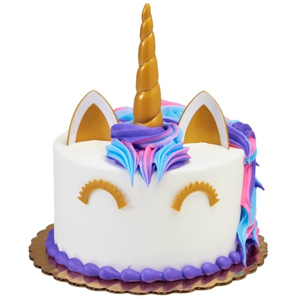 """6"""" Unicorn Creations Cake (each) From H"""