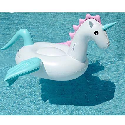 Amazon Com   Siyushop Swimming Pool Inflatable, Giant Unicorn