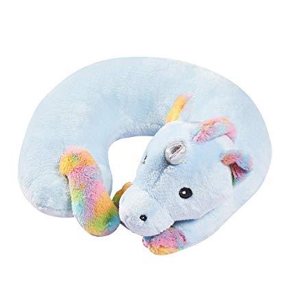 Amazon Com  Bon Voyage Travel Neck Pillow For Kids Cute Animals