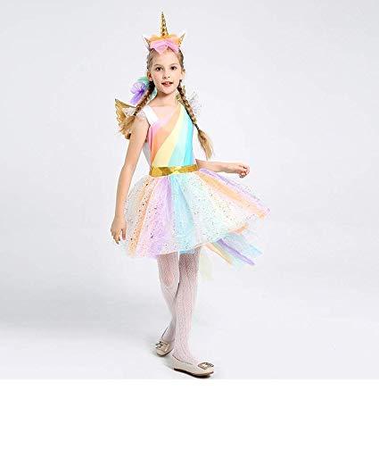 Amazon Com  Fairy Unicorn Costume By Friends Of Unicorns, Includes