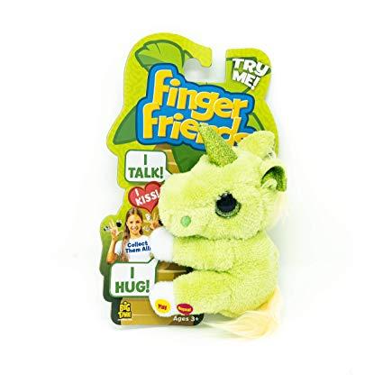 Amazon Com  Finger Friends (unicorn  Toys & Games