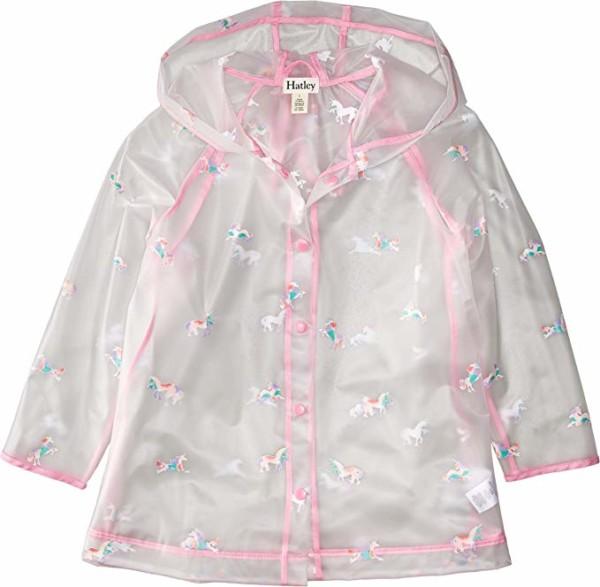 Amazon Com  Hatley Rainbow Unicorns Raincoat 3, 1 Ea  Baby
