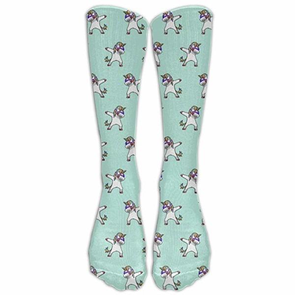 Amazon Com  Hzamora_sock Hip Hop Dabbing Unicorn Pattern Fashion