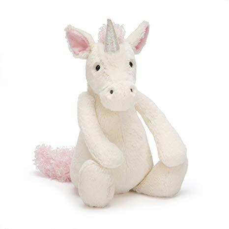 Amazon Com  Jellycat Bashful Unicorn Stuffed Animal, Medium, 12