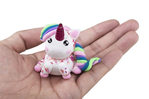 Amazon Com  Polyclay Modeling Clay Crafting Unicorn Accessories