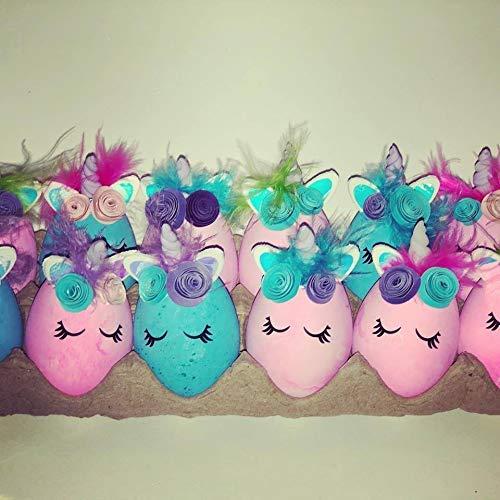 Amazon Com  Unicorn Easter Eggs  Handmade