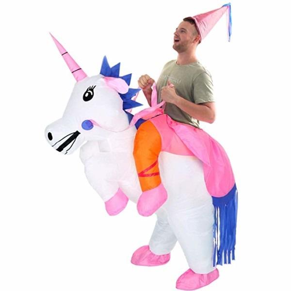 Amazon Com  Yeahbeer Inflatable Costume Dinosaur Costumes Unicorn
