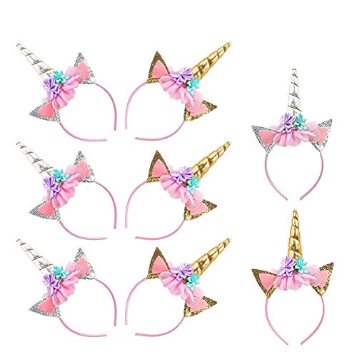 Amazon Coupon Codes For Unicorn Headbands Horn Floral Hairband