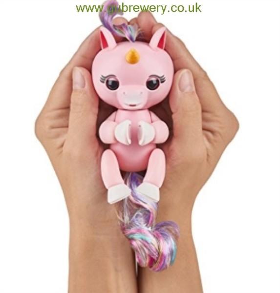 Amazon Fingerlings Unicorn Gubrewery Co Uk