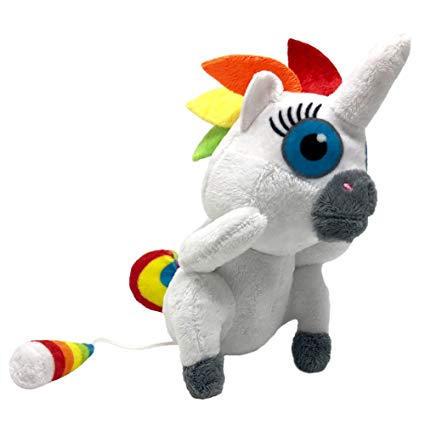 Buy Dookie The Unicorn Pooping Plush Stuffed Toy 8 Online At Low