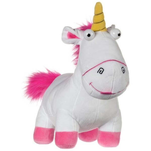 Buy Universal Despicable Me 3 Large Fluffy Unicorn Plush At Argos