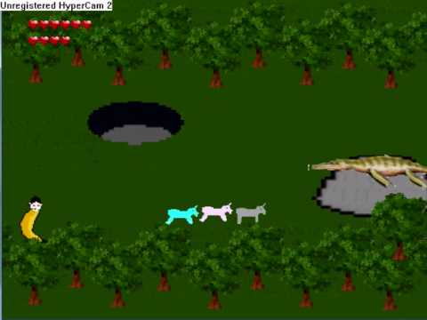 Charlie The Unicorn  Video Game
