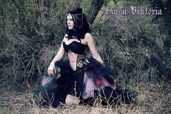 Dark Unicorn Princess – Faerie Queen Costuming