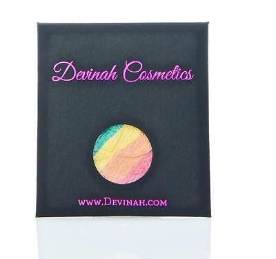 Devinah Cosmetics Rainbow Highlighter Unicorn Sweat 44mm Pan