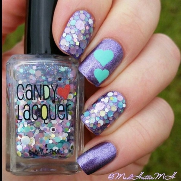 ♡ Eat Sleep Polish Crush On You ♡ Candy Lacquer Unicorn Bubbles