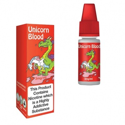 Eco Vape Dripping Unicorn Blood E