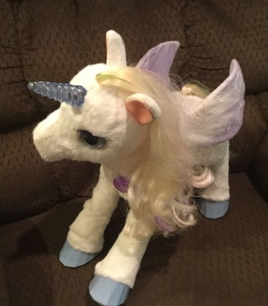Fur Real Star Lily Magical Unicorn For Sale In Carlsbad, Ca