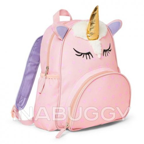 George Backpack Toddler Unicorn 1ea