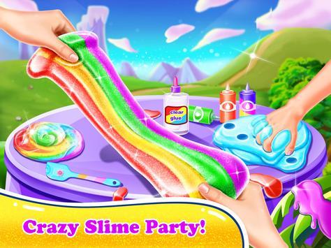 Giant Unicorn Slime Simulator