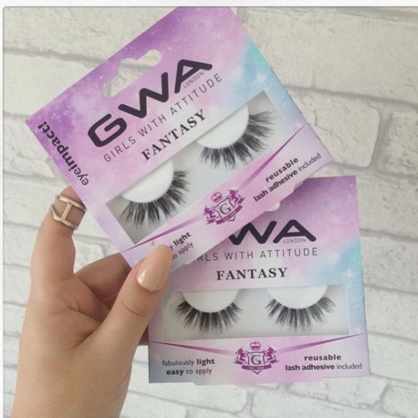 Girls With Attitude On Twitter   Princess & Unicorn Lashes From