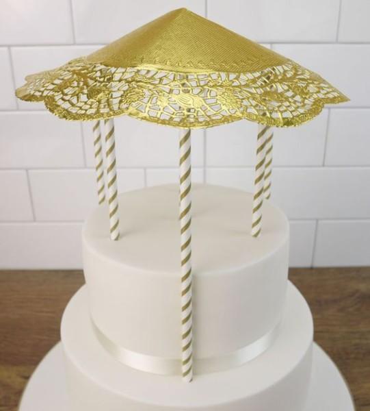 How To Create A Whimsical Unicorn Carousel Cake