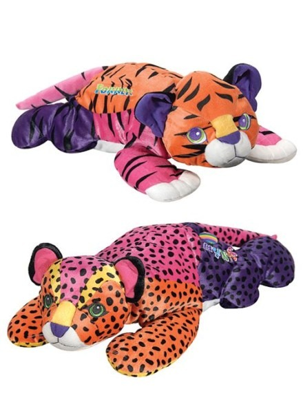I Like The Colors On These Plush, And The Faces  From Lisa Frank