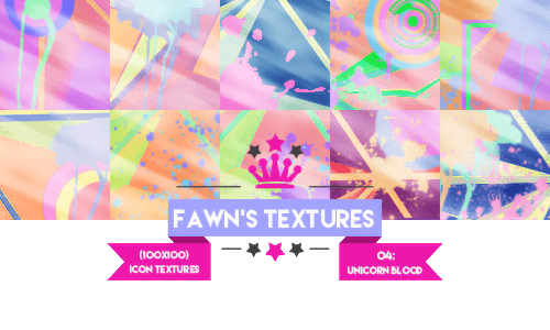 Icon Texture Pack  3  Unicorn Blood By Fawngeneva On Deviantart