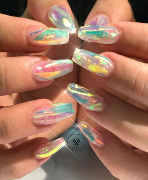 Icy Unicorn Nail Art®