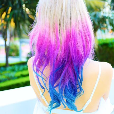 Image Result For Wengie Unicorn Hair
