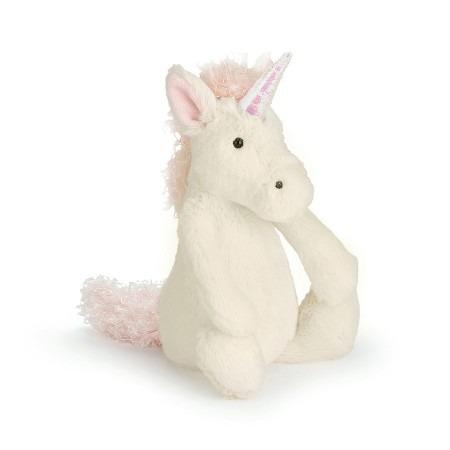 Jellycat Bashful Unicorn Soft Toy (medium, 28cm)