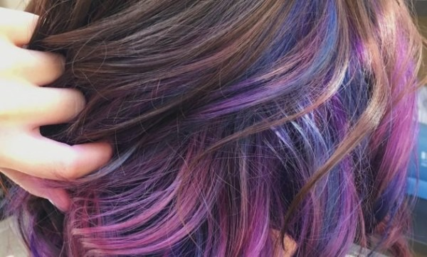 Learn More About The Unicorn Hair Color Trend