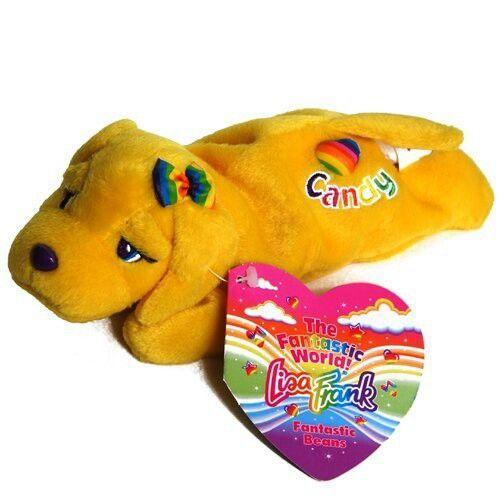 Lisa Frank Plush Toy Candy