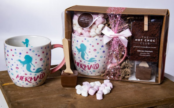 Mermaid Hot Chocolate Gift Set – The Hot Choc Club